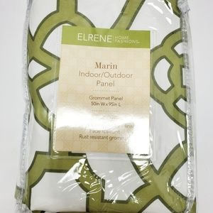 Home Fashions Accents - Elrene Marin panel Curtain